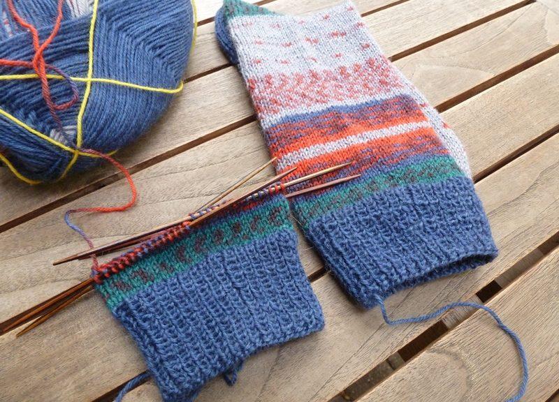 Socken Stricken Archive Helgas Handwerkstatt